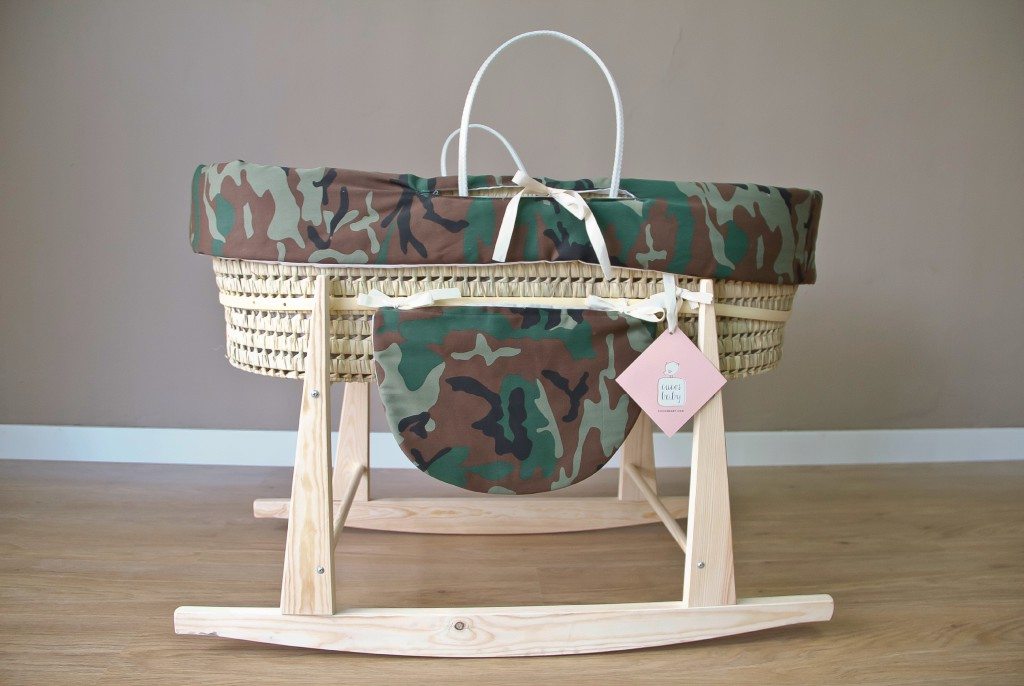 Moises Cucosbaby Camouflage 2