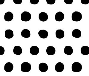 Jumbo-Dots-in-black-dots-on-white-domesticate-300x257