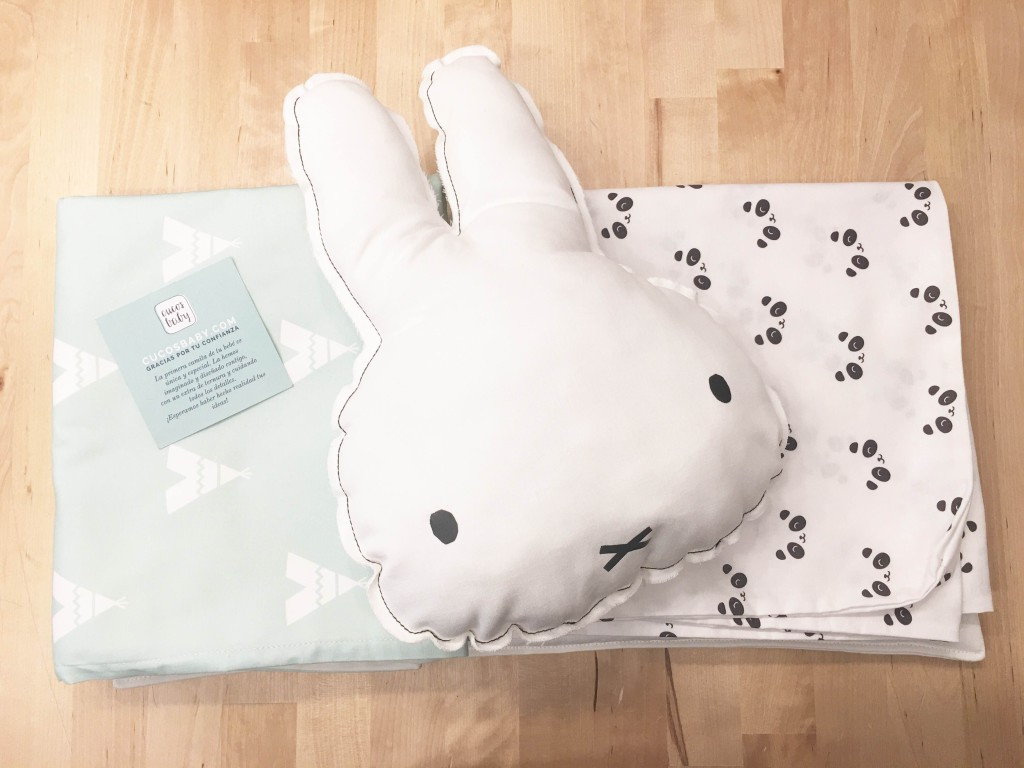 Pack Bajera mantita Miffy