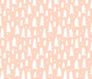 trees :: blush fabric by andrea_lauren